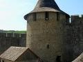 Jedna z piatich veží