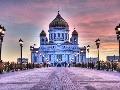 Katedrála Krista Spasiteľa, Moskva
