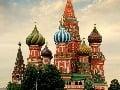 Saint Basil's Cathedral, Moskva