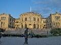 Nórsky parlament, Oslo