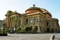 Teatro Massimo, Palermo, Taliansko