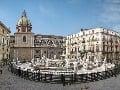 Piazza Pretoria, Palermo, Taliansko