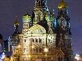 Chrám Kristovho vzkriesenia, Petersburg
