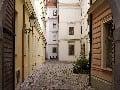 Uličky v Prahe