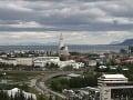 Reykjavik - farby mesta