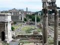 Forum Romani, Rím