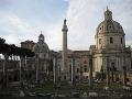 Hadrian's column, Rím