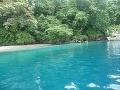 Nádherný tichý ostrov na
