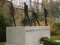 Smutný pomník na pamiatku