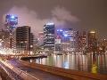 Prístav v Sydney