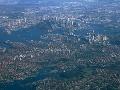 Pohľad na Sydney z