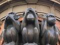 Tri opice, Sydney