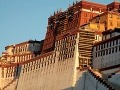 Potala v tibetskej Lhase