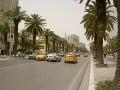 Avenue Mohammed V, Tunis