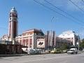 Železničná stanica, Varna