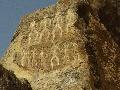 Petroglyphs v Národnom parku