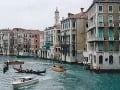 Canal Grande, Benátky, Taliansko