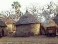 Tradičné domy, Burkina Faso
