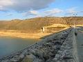 Priehrada Kouris, Cyprus