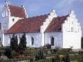 Typický kostolík, Dánsko