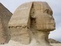 Veľká sfinga, Egypt