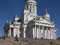 Helsinki Lutheran Cathedral, Fínsko