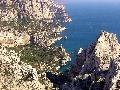 Calanques de Sugiton, Marseille,