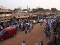 Trh Serekunda, Gambia