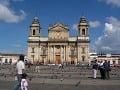 Katedrála Metropolitana, Guatemala