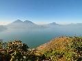 Jazero Atitlán, Guatemala