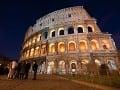Koloseum, Rím, Taliansko