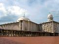 Istiqlal Mosque, Jakarta, Indonézia