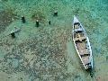 Rybárska loď, Negril, Jamajka