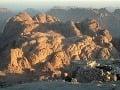 Hora Sinaj, Egypt