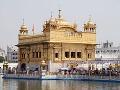 Zlatý chrám, India