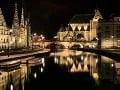 Nočný Gent, Belgicko