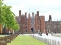 Londýnsky Hampton Court Palace,
