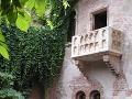 Júliin balkón, Verona, Taliansko