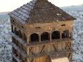 Zvonica Hronsek je najmenším
