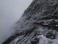 okolie najväčšej ľadovej jaskyne