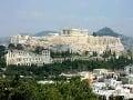 chrám Partenón, Grécko