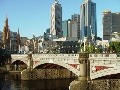 Melbourne so svojím historickým