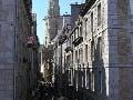 Pohľad na ulice mesta