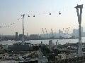 Prvá mestská lanovka vo