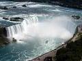 Kanadská časť vodopádov