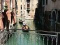 Benátske kanály, Taliansko