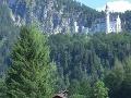 Neuschwanstein, Bavorsko