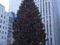 Vianočný stromček v Rockefellerovom