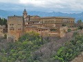 Alhambra, Španielsko