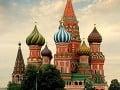 Katedrála Sv. Vasilija, Moskva